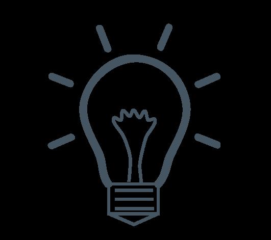 Constant sport  innovations - lightbulb