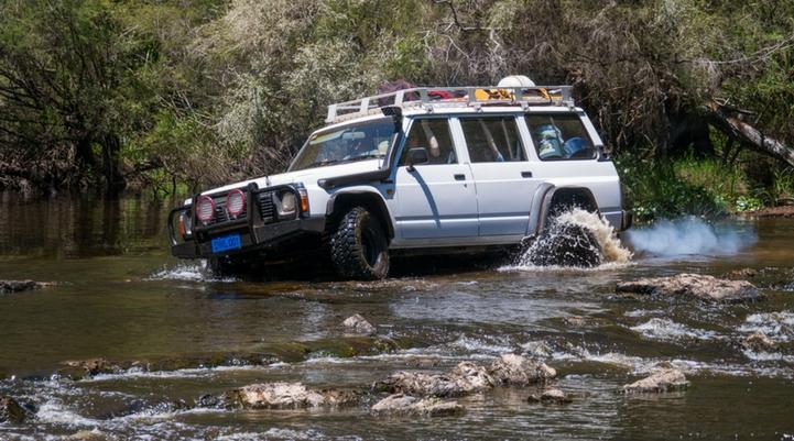 four Wheel Drive Australia Insurance